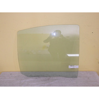 FORD FALCON AU-BA-BF - 9/1998 TO 5/2008 - 4DR SEDAN - DRIVERS - RIGHT SIDE REAR DOOR GLASS