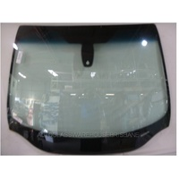 FORD FOCUS LW - 8/2011 to CURRENT - 4DR SEDAN - FRONT WINDSCREEN GLASS - RAIN SENSOR,MIRROR BUTTON,COWL RETAINER - NEW