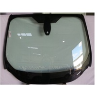 ORD KUGA TF - 3/2013 to CURRENT - 5DR WAGON - FRONT WINDSCREEN GLASS - RAIN SENSOR BRACKET, ACOUSTIC, MIRROR BUTTON, SIDE MOULD