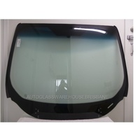 FORD KUGA TF - 3/2013 to 12/2017 - 5DR WAGON - FRONT WINDSCREEN GLASS - ACOUSTIC, SIDE MOULD