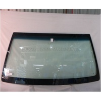 FOTON TUNLAND P201 - 6/2012 to CURRENT - UTE -  FRONT WINDSCREEN GLASS (1485 X 769) - GREEN