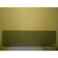 FORD ECONOVAN JG/JH - 5/1984 TO 7/2006 - LWB VAN - DRIVERS - RIGHT SIDE REAR FIXED GLASS (495H X 1607L)