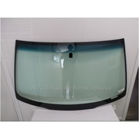 CHERY J11 T1X - 3/2011 to CURRENT - 4DR SUV - FRONT WINDSCREEN GLASS - GREEN