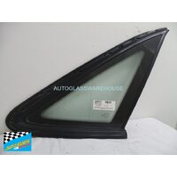 HOLDEN COMMODORE VR>VS - 4DR SEDAN 7/93>8/97 - DRIVERS - RIGHT SIDE OPERA GLASS (Chrome Mould)