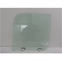 NISSAN CUBE Z11 - 1/2002 to 11/2008 - 5DR WAGON  - LEFT SIDE REAR DOOR GLASS (5 SEATERS ONLY) - NEW
