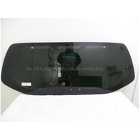 NISSAN PATHFINDER R51 - 7/2005 to 10/2013 - 4DR WAGON - REAR WINDSCREEN - 8 HOLES - PRIVACY TINT