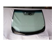 NISSAN MURANO TZ51 - 1/2009 to 12/2014 - 5DR WAGON - FRONT WINDSCREEN GLASS - RAIN SENSOR - LARGE SUNSHADE - TOP MOULD