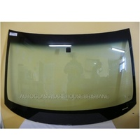 MITSUBISHI OUTLANDER ZJ/ZK - 11/2012 TO CURRENT - 5DR WAGON - FRONT WINDSCREEN GLASS