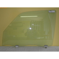 NISSAN PATROL GU - 11/1997 to CURRENT - UTE/WAGON - PASSENGERS - LEFT SIDE FRONT DOOR GLASS