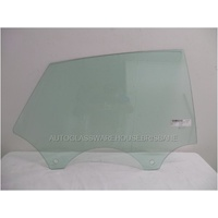 AUDI A7 4G - 4/2011 to 8/2017 - 5DR HATCH - DRIVERS - RIGHT SIDE REAR DOOR GLASS