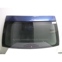 BMW 5 SERIES E39 - 5/1996 to 1/2003 - 4DR WAGON - REAR WINDSCREEN GLASS - HEATED, ANTENNA, 1HOLE