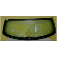 HOLDEN ASTRA AH - 9/2004 to 8/2009 - 5DR HATCH - REAR WINDSCREEN GLASS - HEATED
