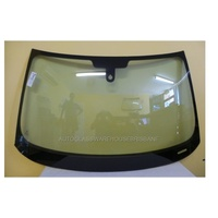 AUDI A1 8X - 11/2010 to 5/2013 - 3DR/5DR HATCH - FRONT WINDSCREEN GLASS - RAIN SENSOR,MIRROR BUTTON,BRACKET