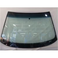 AUDI A4 B6-B7 - 8/2002 to 3/2008 - 4DR SEDAN/5DR WAGON - FRONT WINDSCREEN GLASS - MIRROR BUTTON,MOULDING
