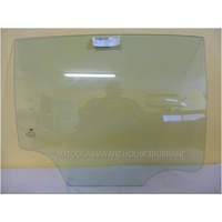 HOLDEN CRUZE JH - 11/2011 to 12/2016 - 5DR HATCH - DRIVERS - RIGHT SIDE REAR DOOR GLASS