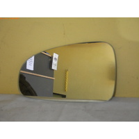HOLDEN BARINA TK - 12/2005 to 12/2010 - 3DR HATCH - LEFT SIDE MIRROR (NOT HEATED GLASS ONLY) - 180mm WIDE X 100mm HIGH