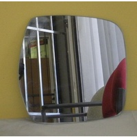 TOYOTA HIACE SBV RCH12/RCH22 - 01/1995 TO 02/2005 - VAN - RIGHT SIDE MIRROR - FLAT GLASS ONLY - 174mm WIDE X 169mm HIGH