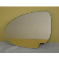 MAZDA 2 - 5DR HATCH 9/07>8/14 - LEFT SIDE MIRROR (glass only) NEW - 166mm X 125mm high