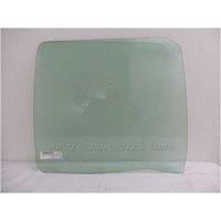 FORD FALCON EA-EB-EB11-ED-EF - 2/1988 TO 9/1996 - 4DR SEDAN - PASSENGERS - LEFT SIDE REAR DOOR GLASS