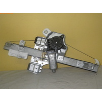 HOLDEN COMMODORE VE - SEDAN/WAGON 8/06>CURR - LEFT REAR DOOR ELECTRIC WINDOW REGULATOR