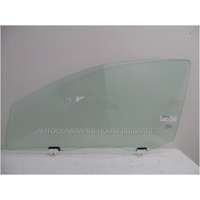 MITSUBISHI MIRAGE LA - 2013 to CURRENT - 5DR HATCH - LEFT SIDE FRONT DOOR GLASS