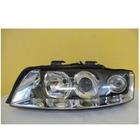 AUDI A4 - B6 (NON S4) - SEDAN 6/01>1/05 - PASSENGER - LEFT SIDE HEADLIGHT - NEW