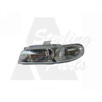 DAEWOO NUBIRA J100/J150 - 7/1997 TO 12/2003 - SEDAN/HATCH/WAGON - PASSENGER - LEFT SIDE HEADLIGHT