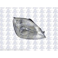 FORD FIESTA WP - 4/2004 to 12/2005 - HATCH - RIGHT SIDE HEAD LIGHT