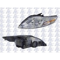 FORD MONDEO MA/MB (LX/TDCI/ZETEC) - 10/07>6/10 - PASSENGER - LEFT SIDE HEADLIGHT - NEW