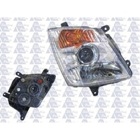 HOLDEN RODEO RA - UTE 1/07>9/08 - DRIVERS - RIGHT SIDE HEADLIGHT - PROJECTOR TYPE - NEW