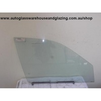 SUZUKI BALENO SY416 - 4/1995 to 10/2001 - 4DR SEDAN - DRIVERS - RIGHT SIDE FRONT DOOR GLASS