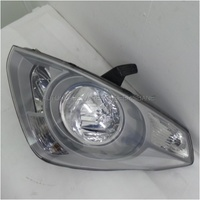 HYUNDAI iLOAD KMFWBH - 2/2008 to CURRENT - VAN - PASSENGER - LEFT SIDE HEADLIGHT
