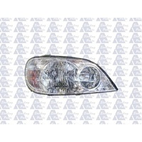 KIA CARNIVAL - WAGON 12/01>7/06 - DRIVERS - RIGHT SIDE HEADLIGHT - NEW