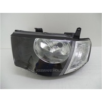MITSUBISHI TRITON MN - 08/2009 to 12/2014 - UTE - PASSENGERS - LEFT SIDE HEADLIGHT - CLEAR BLINKER