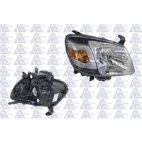 MAZDA BT50 - UTE 11/06>6/08 - DRIVERS - RIGHT SIDE HEADLIGHT - NEW
