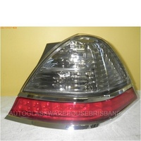 HONDA ODYSSEY RB2 - 6/2006 TO 6/2008 - 5DR WAGON - RIGHT SIDE TAIL LIGHT - CLEAR/RED
