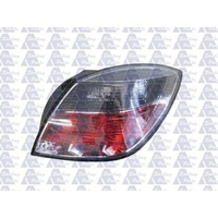 HOLDEN ASTRA AH - 3DR HATCH 9/2004>1/2009 - DRIVERS - RIGHT SIDE TAIL LIGHT - NEW (SMOKY)