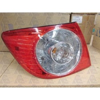 HOLDEN EPICA - SEDAN 3/07>6/08 - LEFT SIDE TAIL LIGHT - NEW (OUTER - clear in centre)