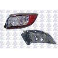 MAZDA 3 SP25/MPS 2.5/2.3(TURBO) - 2009 TO CURRENT- HATCH - RIGHT SIDE TAIL LIGHT - (OUTER/LED)