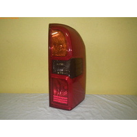 NISSAN PATROL GU - 10/2004 to 5/2015 - 4DR WAGON - RIGHT SIDE REAR TAIL LIGHT - TOP AMBER INSIDE
