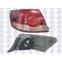 TOYOTA AURION GSV40R - 10/2006 -12/2012 - PASSENGERS - LEFT SIDE TAIL LIGHT - NEW (OUTER/LIGHT PINK)