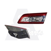 suitable for TOYOTA CAMRY ASV50R - 4DR SEDAN 12/2011>ON - DRIVERS - RIGHT SIDE TAIL LIGHT - NEW (INNER)