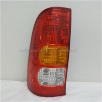 TOYOTA HILUX ZN210 - 4/2005 to 8/2011 - UTE - PASSENGERS - LEFT SIDE TAIL-LIGHT