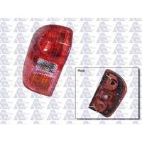 suitable for TOYOTA RAV4 - WAGON 6/00>7/03 - PASSENGERS - LEFT SIDE TAIL LIGHT - NEW (RED/CLEAR/AMBER)