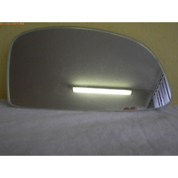 HYUNDAI GETZ TB - 9/2002 to 9/2011 - 3DR HATCH - DRIVERS - RIGHT SIDE MIRROR - FLAT GLASS ONLY - 170MM X 97MM