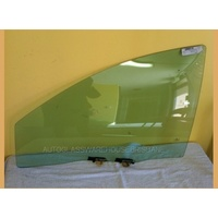 FORD FALCON AU-BA-BF - 9/1998 to 12/2010 - SEDAN/WAGON/UTE - LEFT SIDE FRONT DOOR GLASS
