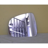 FORD MONDEO MA-MB-MC - 10/2007 to 2/2015 - HATCH - LEFT SIDE MIRROR - FLAT GLASS ONLY - 155mm WIDE X 125 mm HIGH