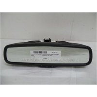DODGE AVENGER SE - 2012 to CURRENT - 4DR SEDAN - INTERIOR REAR VIEW MIRROR - ELECTRIC SENSOR