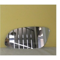 FORD FALCON EF/EL XG/XH - 3/1993 to 1/2000 - SEDAN/VAN/UTE - PASSENGERS - LEFT SIDE MIRROR - FLAT GLASS ONLY - 185MM x 86MM