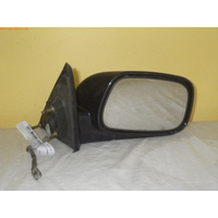 suitable for TOYOTA CAMRY SDV10 WIDEBODY - 4DR SEDAN 2/93>8/97 - RIGHT SIDE COMPLETE ELECTRIC MIRROR - 3 PIN WHITE PLUG